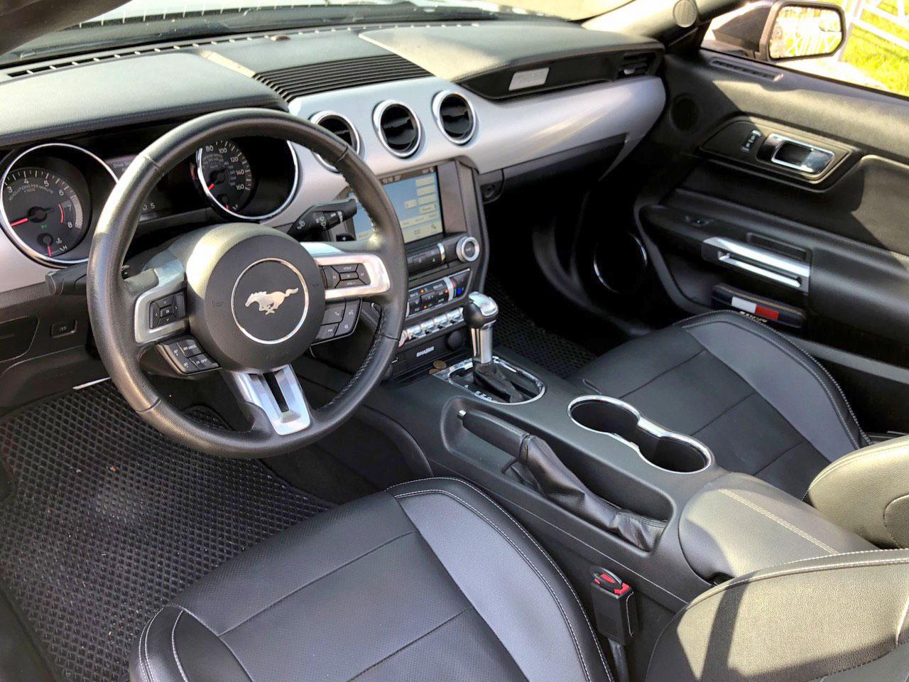 Прокат кабриолетов Ford Mustang в Сочи