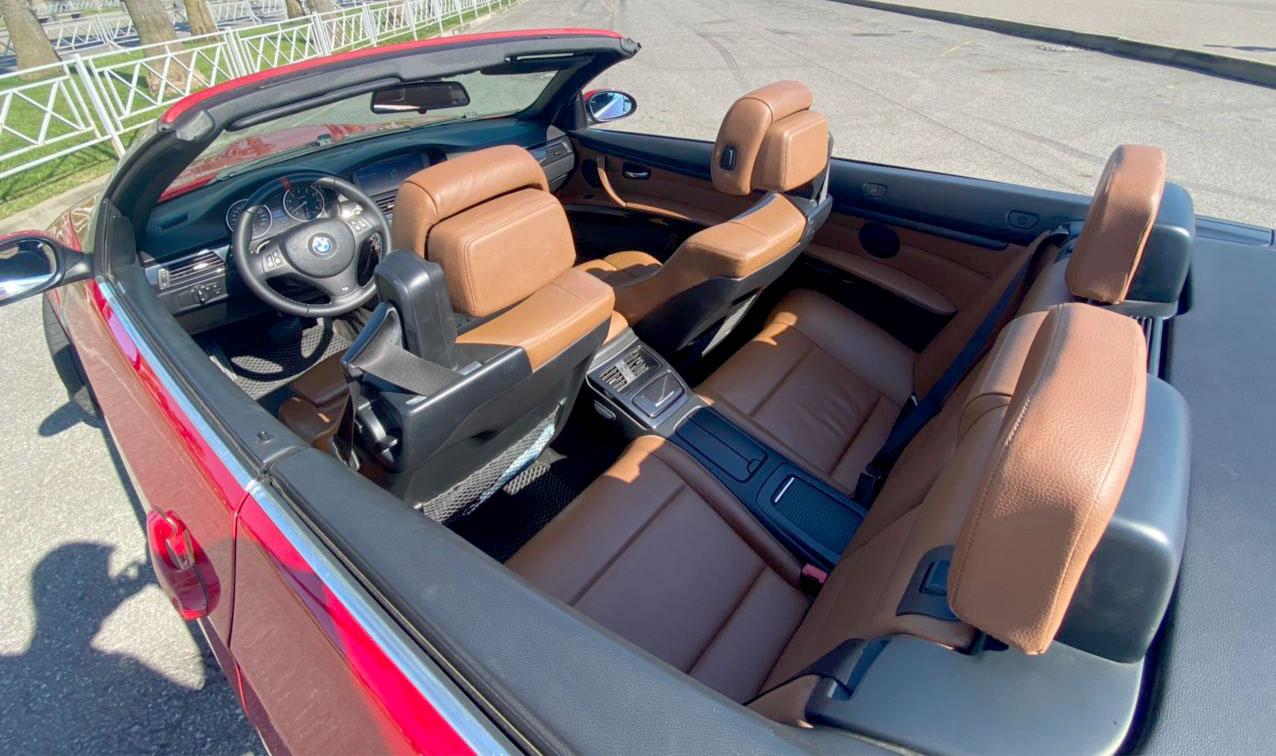 Аренда кабриолетов BMW в Сочи